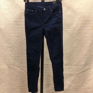 Buffalo David Bitten navy Cord Jeans 25